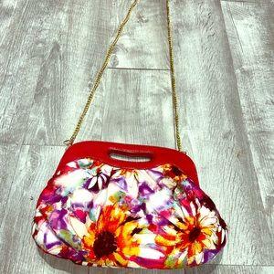 Beautiful clutch/crossbody bag